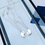 Set-coliere-personalizate-Ying-Yang-Argint